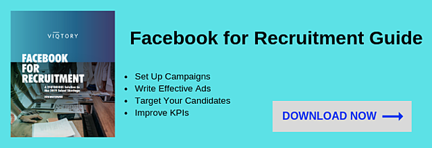 Download Your Free Facebook for Recruitment Guide