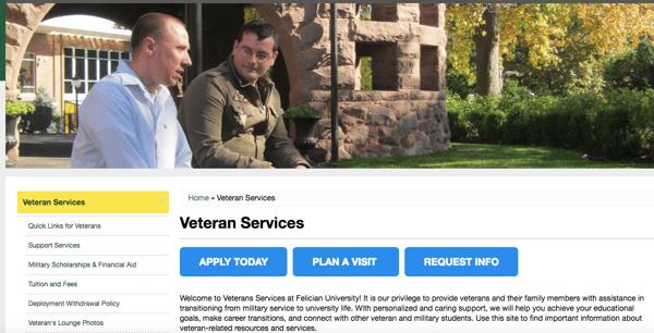 felician-university-veterans-landing-page